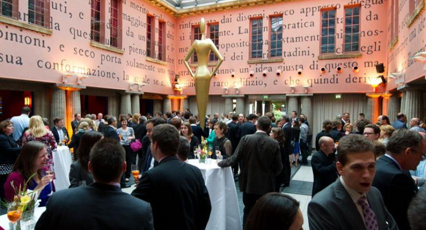 Evening event in Offenbach, Photo TraffiQ/Krutsch