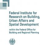 Logo of the Federal Institute for Reserach on Building, Urban Affairs and Spatial Development within the Federal Office for Building and Regional Planning